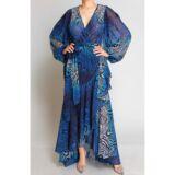 INDIRA DRESS – IN BLUE