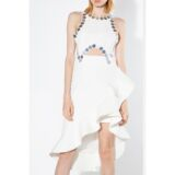 REEMA DRESS – IN WHITE