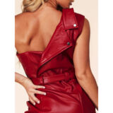 SUMITRA DRESS – IN RED
